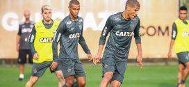 Atlético inicia preparação para enfrentar o Palmeiras