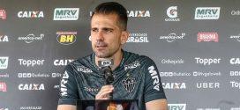 Victor espera retorno positivo do Galo ao Brasileirão