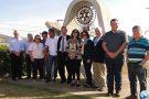 Governadora distrital do Rotary Club Internacional visita Pará de Minas e se reúne com membros dos clubes de serviço