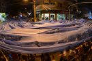 Município de catarinense recebe título de maior manto de Nossa Senhora do Mundo
