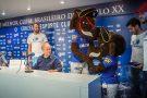Barcos é apresentado oficialmente pelo Cruzeiro