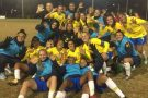 Seleção Feminina Sub-17 goleia a Rússia no Torneio BRICs