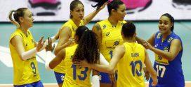 Seleções masculina e feminina de vôlei farão amistosos pelo Brasil