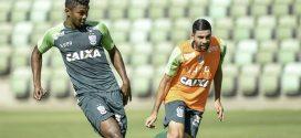 Focado no duelo contra o Paraná Clube, Coelho faz trabalho regenerativo
