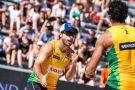 Brasil segue com quatro duplas no Circuito Mundial de vôlei de praia