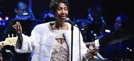 "Morre Aretha Franklin, a ""rainha do soul"""