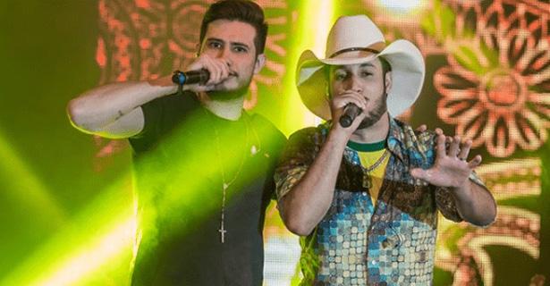 Novo single de Bruno e Barreto é sucesso no digital. Assista
