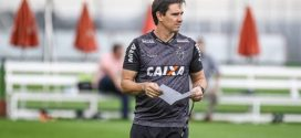 Larghi confirma quarteto ofensivo do Galo no Engenhão
