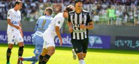 Ricardo Oliveira é o jogador da Série A com mais gols na carreira