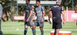 Galo inicia preparação para enfrentar o Vasco
