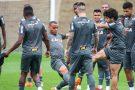 Preparação do Galo para enfrentar o Botafogo tem sequência com treino tático
