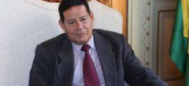 General Mourão diz que processará cantor que o chamou de torturador