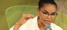 Marina Silva declara voto crítico a Haddad