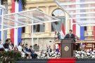 Novo presidente promete combater a impunidade no Paraguai