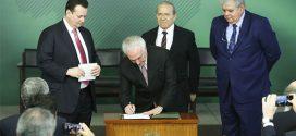 Michel Temer sanciona lei de proteção de dados e veta órgão regulador