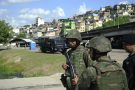 Ações das forças de segurança continuam na zona norte do Rio