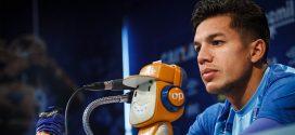 Romero mira reação do Cruzeiro contra o Grêmio em Porto Alegre