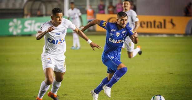 Cruzeiro e Santos disputam, nesta quarta, a octogésima partida na história