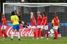 Nos acréscimos, Seleção Feminina Sub-20 empata com a Inglaterra no mundial