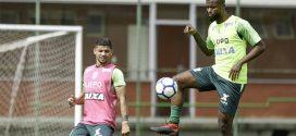 América ajusta posicionamento e se prepara para jogo contra o Fluminense