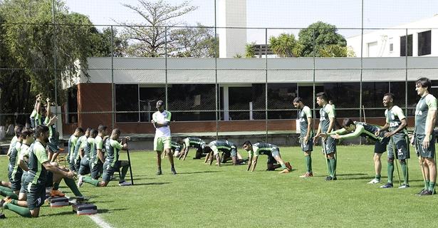 América inicia preparação para última rodada do primeiro turno da Série A