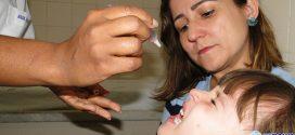 Campanha continua, mas cobertura vacinal contra sarampo e pólio é baixa