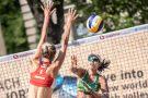 Duplas brasileiras tem resultados positivos pela etapa final do Circuito Mundial de vôlei de praia