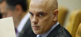 Partidos que não admitem críticas agem contra democracia, diz Moraes