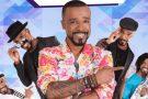 """Alexandre Pires regrava hits em """"Baile do Nêgo Véio"""""""