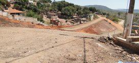 Começam as obras de asfaltamento de ruas em seis bairros de Pará de Minas