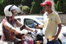 Ação educativa conscientiza condutores de veículos e aborda infrações mais cometidas pelos paraminenses