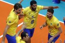 Brasil vence o Canadá e acumula mais três pontos no Mundial de vôlei masculino