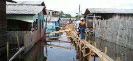 Aumentaram nos últimos 30 anos as cheias extremas na bacia do Rio Amazonas