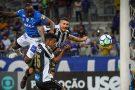 Cruzeiro vence o Santos no Mineirão