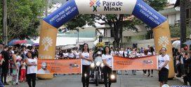 Desfile comemorativo no entorno do Parque do Bariri celebra os 159 anos de Pará de Minas. Veja as imagens