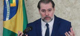 Toffoli assumirá pela primeira vez a Presidência no lugar de Temer