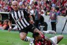 Flamengo segura pressão do Galo e vence no Maracanã