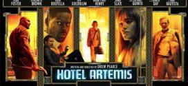 Cine News: Hotel Artemis