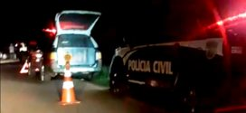 Acidente causa ferimentos graves em ciclista na BR-352 no bairro Santos Dumont