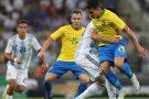 Brasil vence a Argentina e conquista a taça do Superclássico