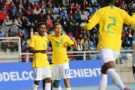 Seleção Brasileira Sub-20 empata com o Chile