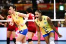 Brasil encerra participação com vitória sobre o Japão