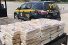 PRF apreende 100 quilos de cocaína na Via Dutra