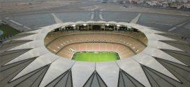 Jogadores da seleção conheceram o Estádio King Abdullah