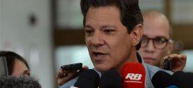 Fernando Haddad cobra providências sobre suposto financiamento para fake news