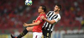 Internacional e Santos empatam no Beira-Rio pelo Brasileirão
