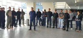 Capitães vão mandar no Brasil, diz Bolsonaro