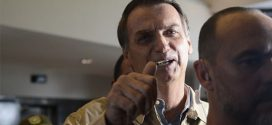 Bolsonaro teme por sua segurança e justifica ausência em debate