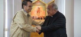 Bolsonaro reafirma defesa da família durante com encontro arcebispo do Rio de Janeiro