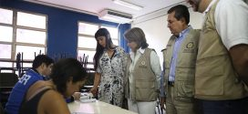 Observadores da OEA retornam ao Brasil para o segundo turno das eleições